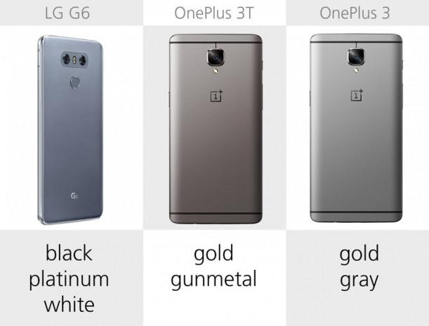 LG G6, OnePlus 3 ve 3T karşılaştırma - Page 3