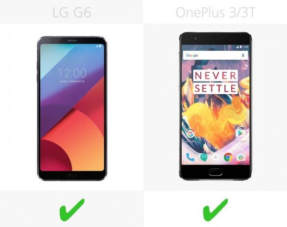 LG G6, OnePlus 3 ve 3T karşılaştırma - Page 4