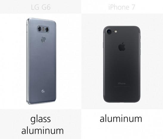 LG G6 ve iPhone 7 karşılaştırma - Page 3