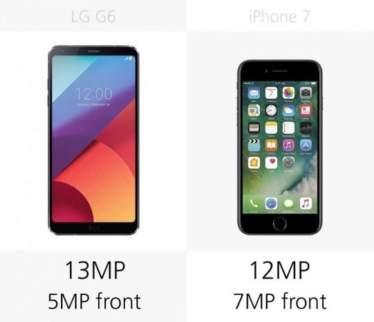 LG G6 ve iPhone 7 karşılaştırma - Page 4