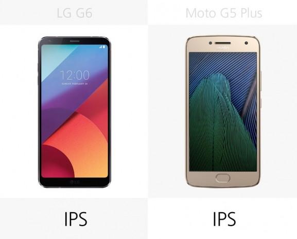 LG G6 ve Moto G5 Plus karşılaştırma - Page 3