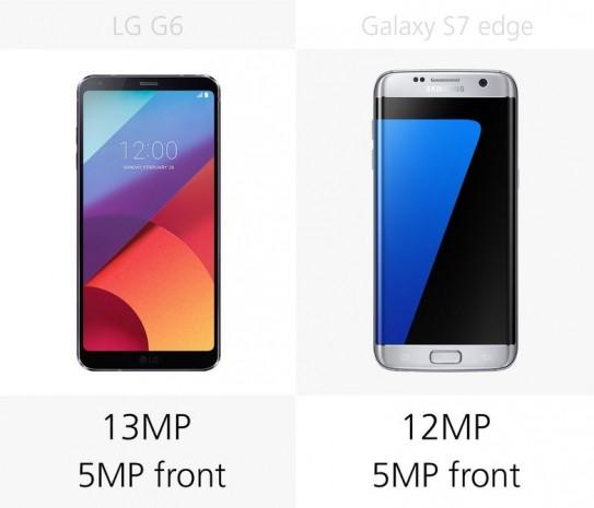 LG G6 ve Samsung Galaxy S7 edge karşılaştırma - Page 4