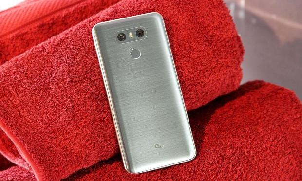 LG G6 ve Samsung Galaxy S8 karşılaştırma - Page 1
