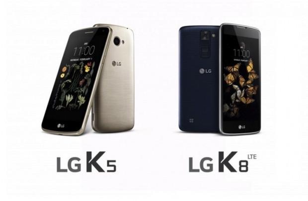 LG K serisinin yeni üyeleri: LG K5 ve LG K8 - Page 4