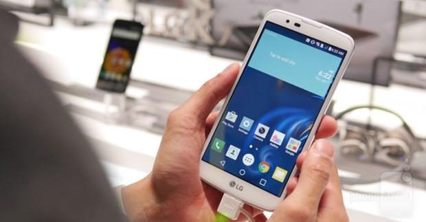 LG K10 ve LG K4 satışa sunuluyor - Page 1