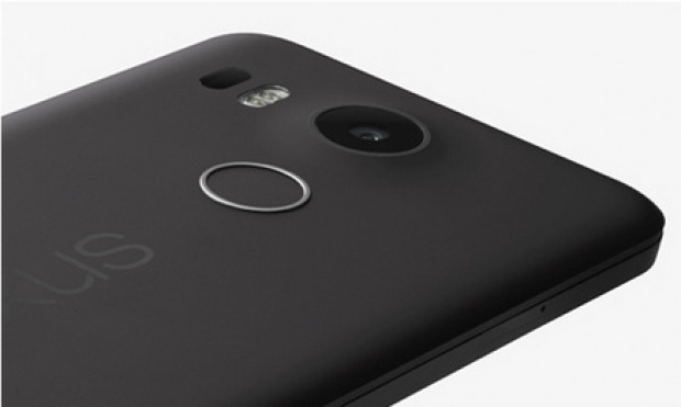 LG Nexus 5X'in resmi görüntüleri - Page 1