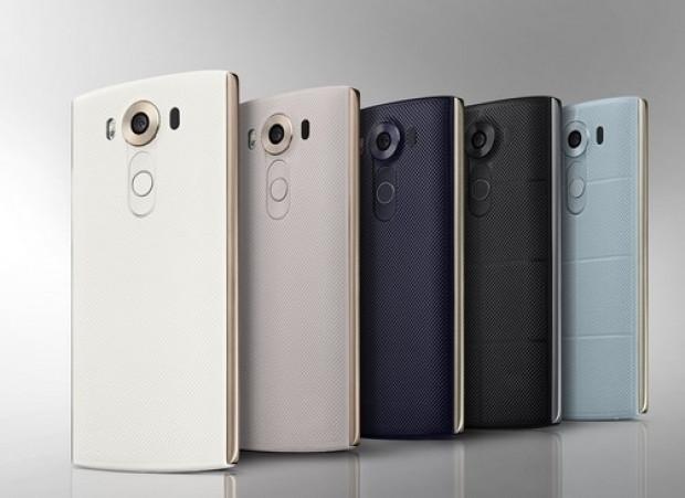 LG V10 özellikleri büyülüyor - Page 3