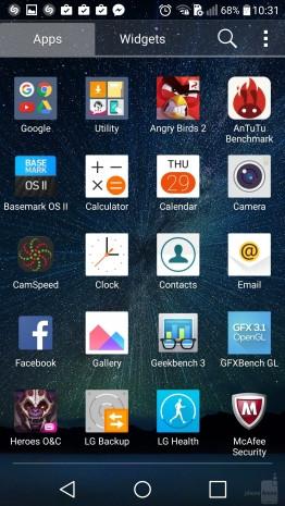 LG V20'nin arayüzü ve ekran görüntüleri sızdı - Page 3