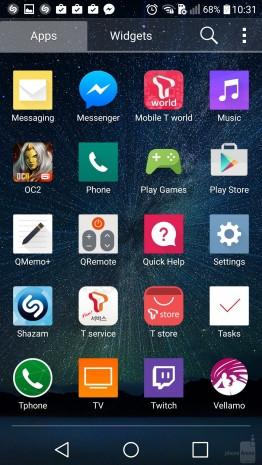 LG V20'nin arayüzü ve ekran görüntüleri sızdı - Page 4