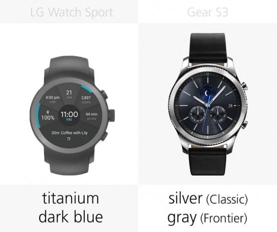 LG Watch Spor ve Samsung Gear S3 karşılaştırma - Page 4