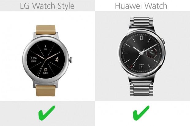 LG Watch Style ve Huawei Watch karşılaştırma - Page 4