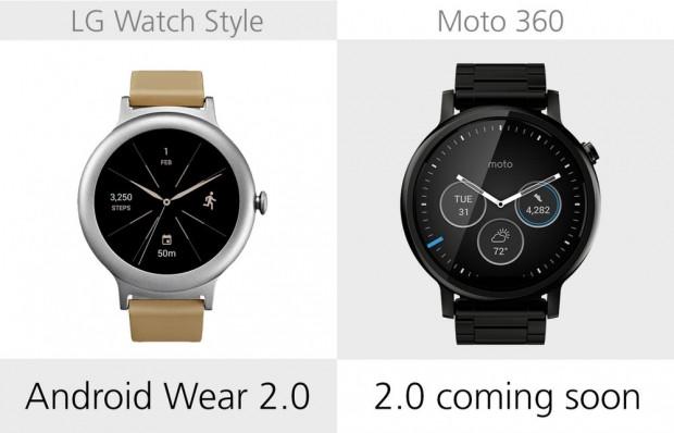 LG Watch Style ve Moto 360 2. nesil karşılaştırma - Page 2