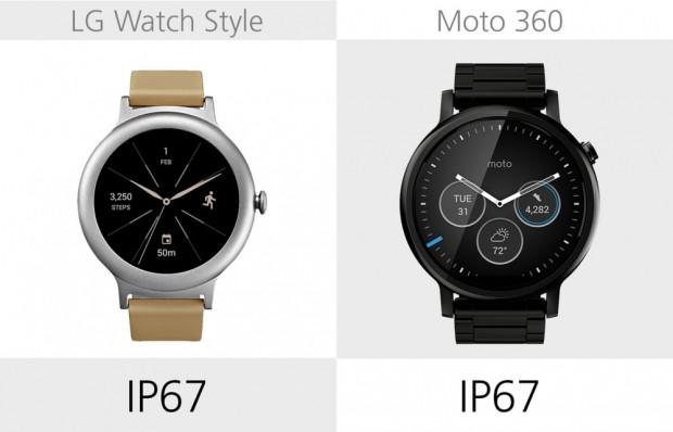LG Watch Style ve Moto 360 2. nesil karşılaştırma - Page 4