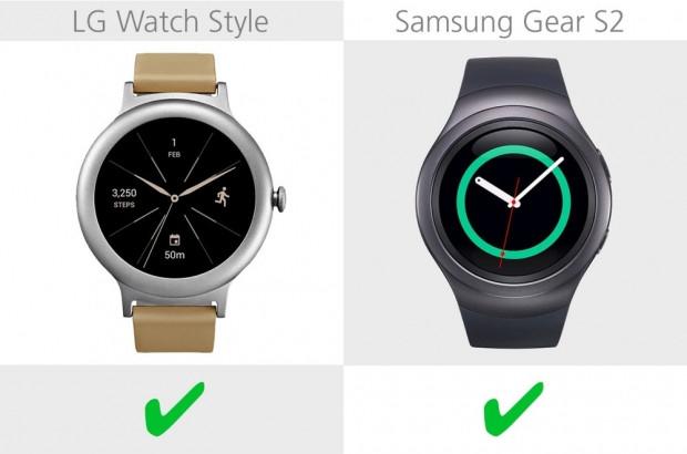 LG Watch Style ve Samsung Gear S2 karşılaştırma - Page 4