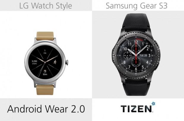 LG Watch Style ve Samsung Gear S3 karşılaştırma - Page 2