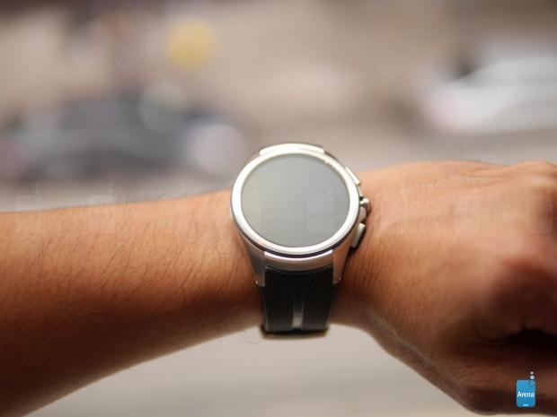 İkinci nesil LG Watch Urbane - Page 3