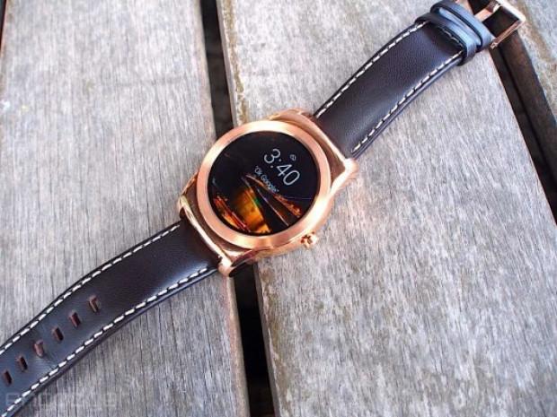 LG Watch Urbane, MWC'de tanıtıldı! - Page 1