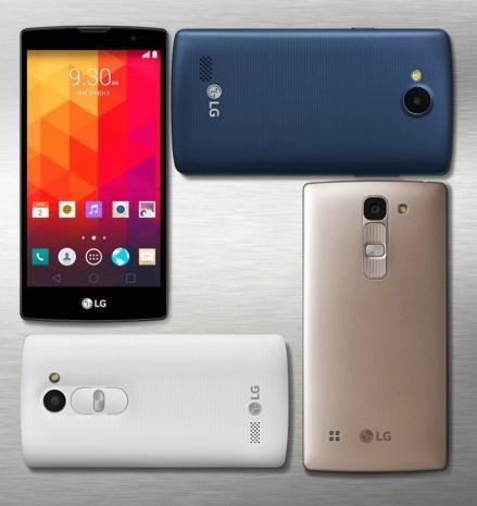 LG yeni telefon modelleri ile selfie akımına göz kırptı - Page 4