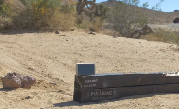 LG'nin yeni V10'u kurşun testinde paramparça oldu - Page 1