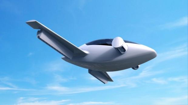 Lilium, kişisel uçak tarfik sorununa çözüm getiriyor - Page 2