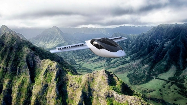 Lilium, kişisel uçak tarfik sorununa çözüm getiriyor - Page 3