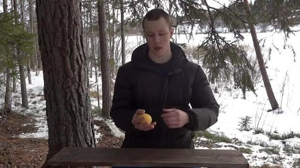 Limonla ne yaptığına bakın - Page 1