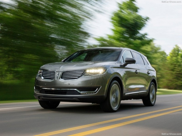 Lincoln MKX (2016) - Page 1