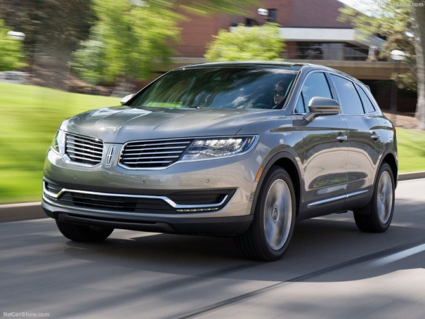 Lincoln MKX (2016) - Page 2