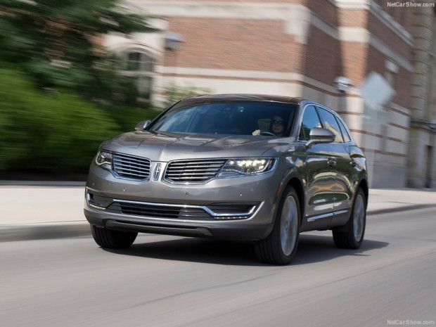 Lincoln MKX (2016) - Page 4