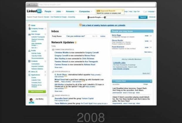 Linkedin'in 10 yıllık değişimi! - Page 4