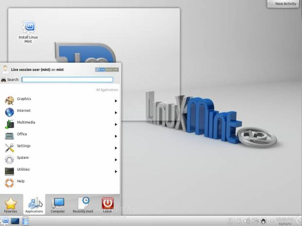 Linux Mint 12 KDE'den görüntüler - Page 3