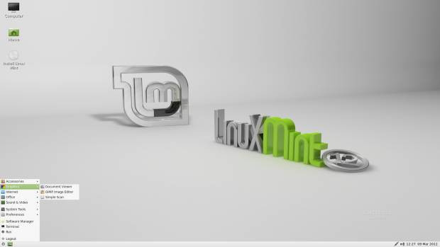 Linux Mint 12 LXDE - Page 2