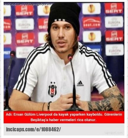 Liverpool - Beşiktaş maçı capsleri - Page 4