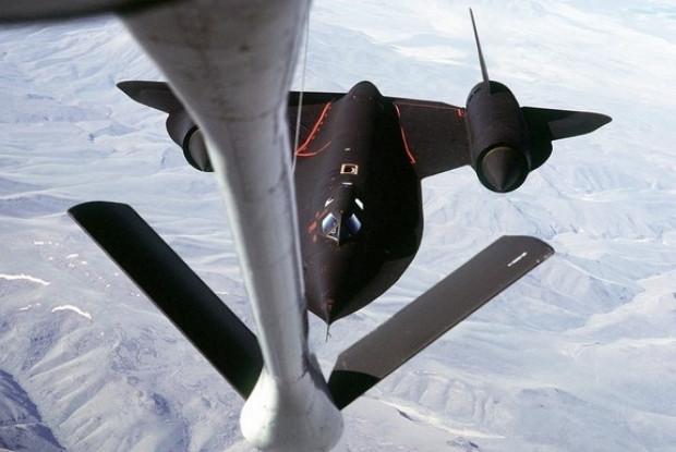 Lockheed SR-71'i vuracak uçak yok - Page 4