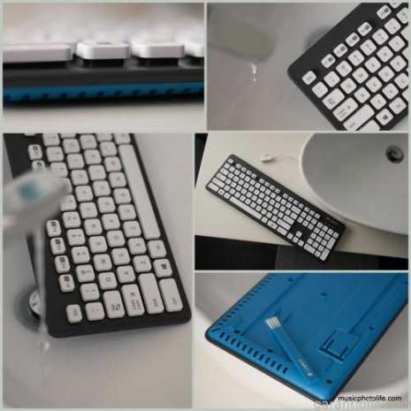 Logitech'ın, taşınabilir ve su geçirmez klavyeleri - Page 3