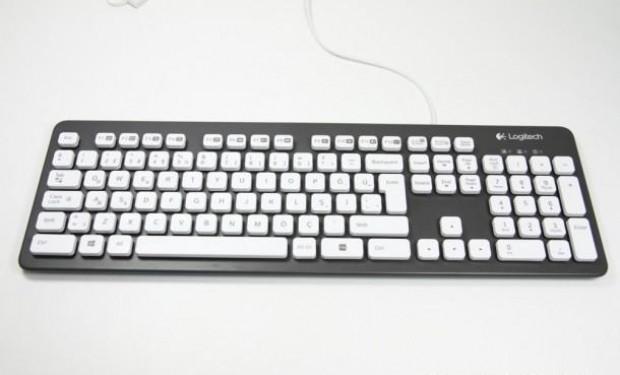 Logitech'in yıkanabilir klavyesi K310'u inceledik - Page 1