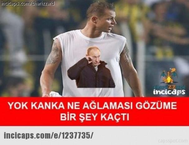 Lokomotiv Moskova - Fenerbahçe maçı sonrası caps çılgınlığı - Page 2