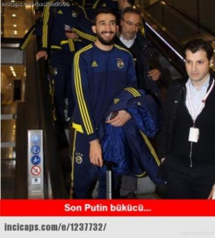 Lokomotiv Moskova - Fenerbahçe maçı sonrası caps çılgınlığı - Page 3