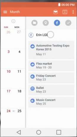 Lollipop'lu ekran görüntüleri LG G4'e mi ait? - Page 4