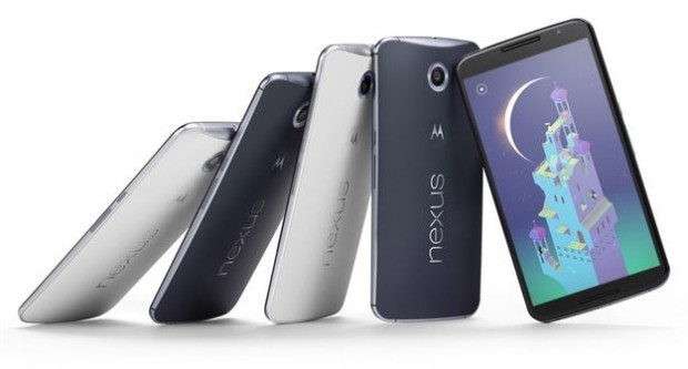Lollipop'lu ilk telefon: Nexus 6! - Page 3