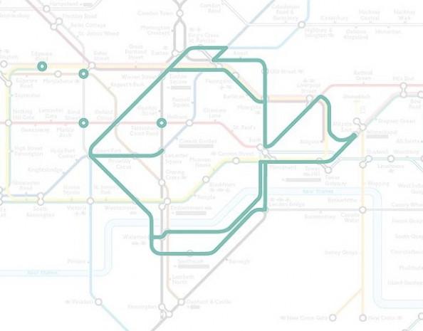 Londra metrosundaki gizli hayvanlar! - Page 1