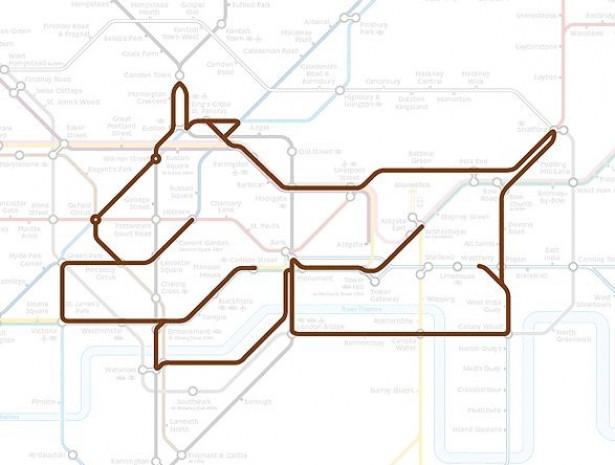 Londra metrosundaki gizli hayvanlar! - Page 2
