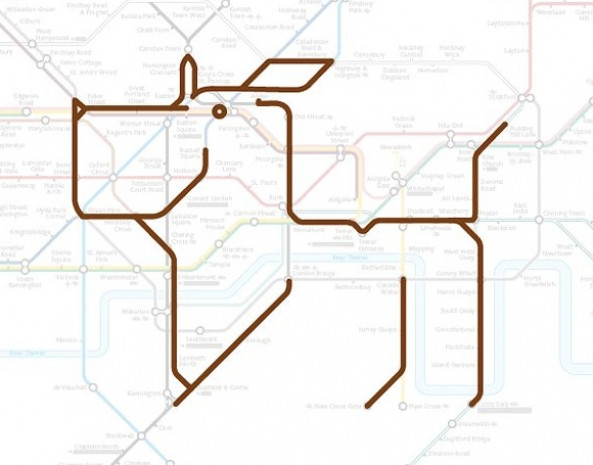 Londra metrosundaki gizli hayvanlar! - Page 3