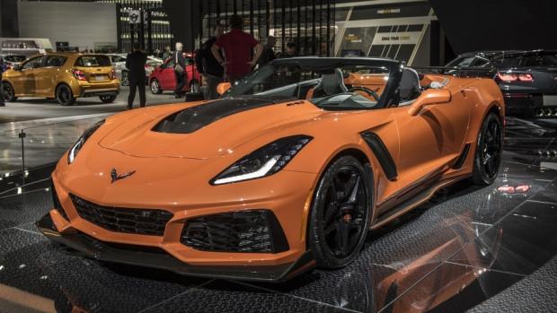 Los Angeles Auto Show'un muhteşem otomobilleri - Page 2