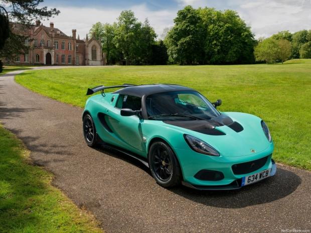 Lotus Elise Cup 250 2017 - Page 1