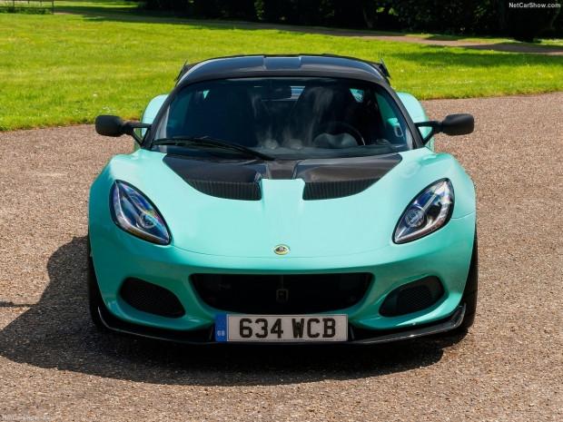 Lotus Elise Cup 250 2017 - Page 4