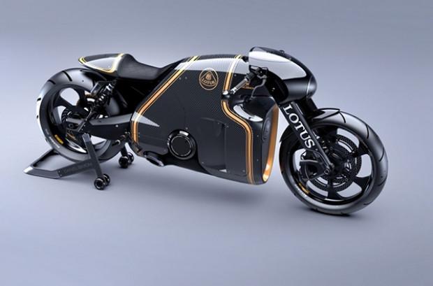 Lotus'un ilk motosiklet modeli sonunda ortaya çıktı - Page 1