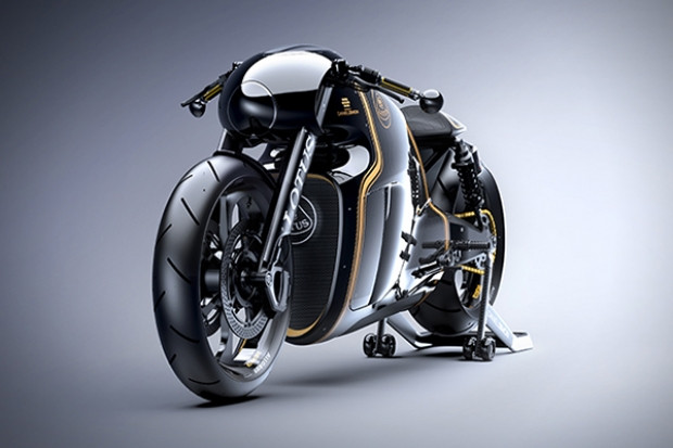 Lotus'un ilk motosiklet modeli sonunda ortaya çıktı - Page 2