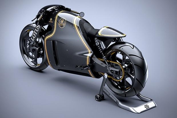 Lotus'un ilk motosiklet modeli sonunda ortaya çıktı - Page 3