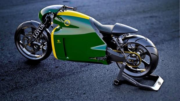 Lotus'un ilk motosiklet modeli sonunda ortaya çıktı - Page 4